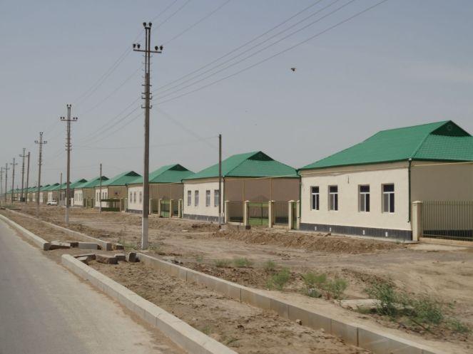 Moderne Wohnhäuser