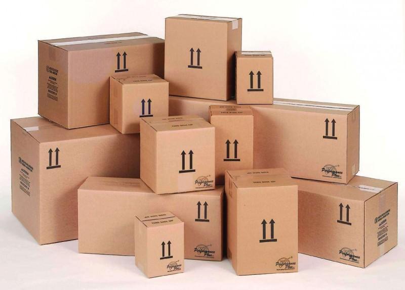 картонные коробки для бытовой техники