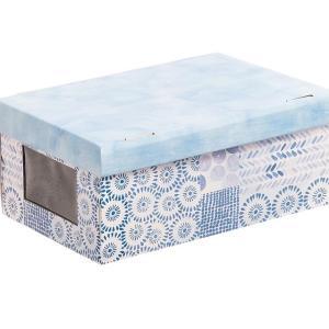 Коробка с окошком «Акварель»