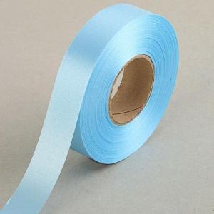 Лента для декора и подарков, голубая