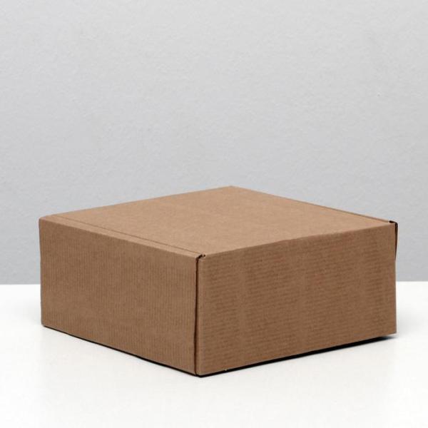 Коробка самосборная без окна