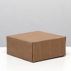 Cамосборная коробка без окна