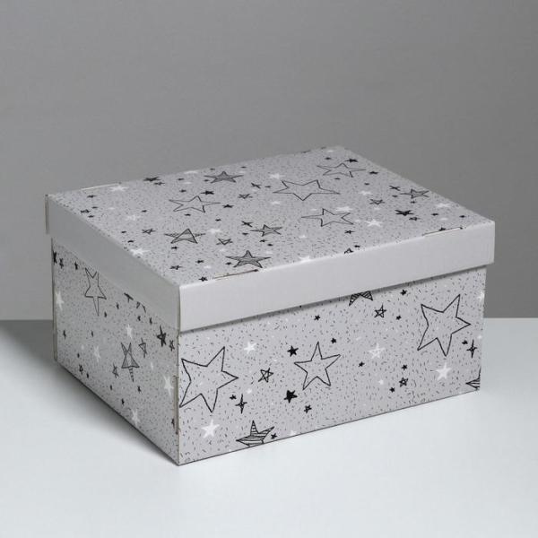 Складная коробка «Звёздные радости»