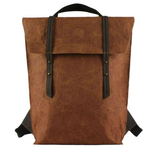 2 in 1 rucksack handtasche STACY rust