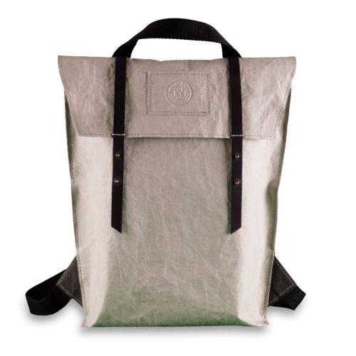 2 in 1 rucksack handtasche STACY stone