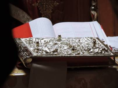 Evanghelia si Apostolul zilei