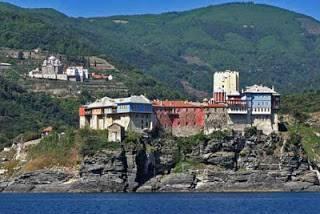 manastire athos