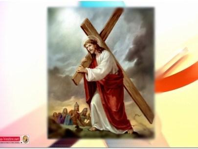 Poartă-ţi crucea pe care Domnul ţi-o dă