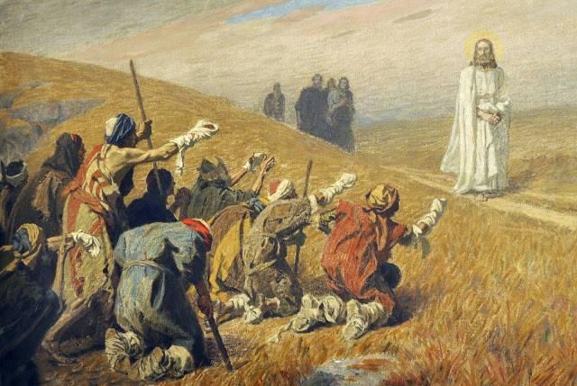 Predica la DUMINICA A XXIX-A DUPA RUSALII - A celor zece leprosi