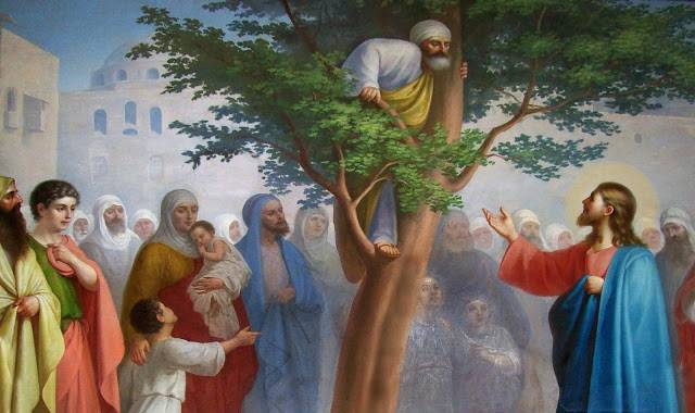 Predica la Duminica lui Zaheu - Există soartă?