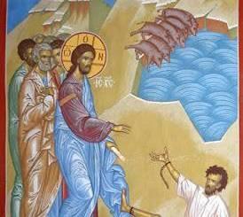 predica vindecarea demonizatilor