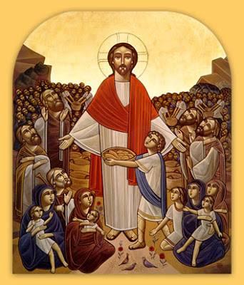 Duminica a opta dupa Rusalii - Inmultirea painilor in pustie Pr.Constantin Galeriu