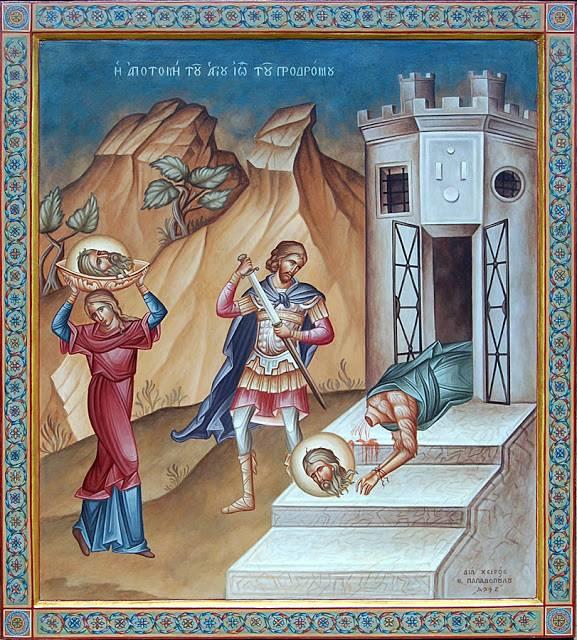 predica taierea sf ioan botezatorul