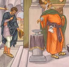 """Hristos nu ne-a spus: Faceti performante, dar ne-a dat pilda vamesului si a fariseului…"""""""