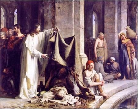 "Scaldatoarea Vitezda. ""Doamne, nu am pe nimeni!…"" (Ioan 5, 1-15)"