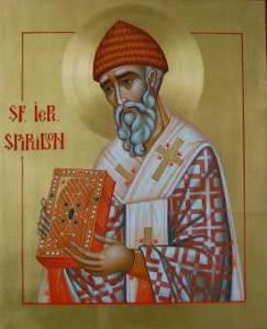 Acatistul Sfântului Ierarh Spiridon