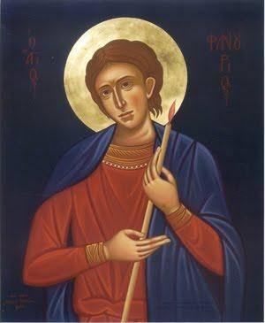 Paraclisul Sfântulul Mucenic Fanurie