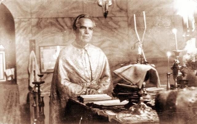 Memoria Bisericii-Părintele Ioan Bărdaş
