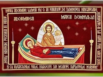 Predică la Adormirea Maicii Domnului