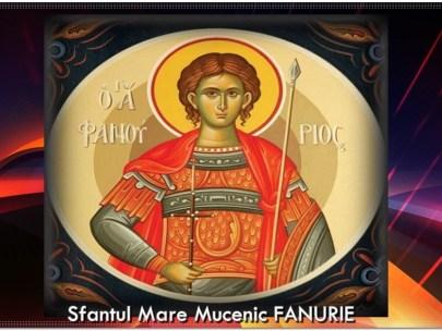 Rugăciune către Sfântul Mucenic Fanurie