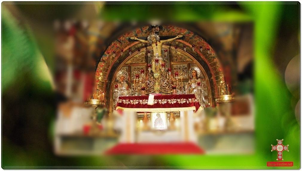 CRUCEA-Duminica dupa Inaltarea Sfintei Cruci