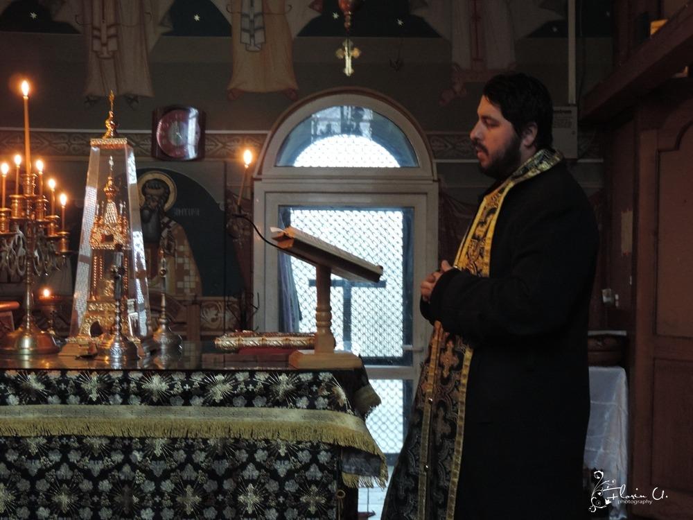 Despre Liturghia Darurilor mai inainte sfintite