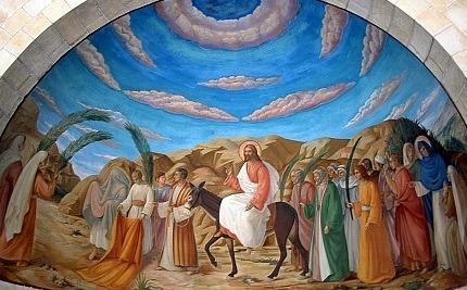 Intrarea triumfală a lui Iisus în Ierusalim IPS Bartolomeu Ananaia