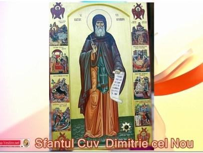 Sfântul Cuvios Dimitrie Basarabov