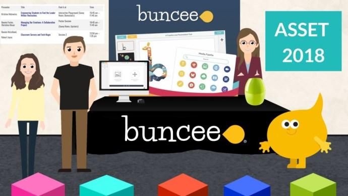 Buncee is heading to ASSET!