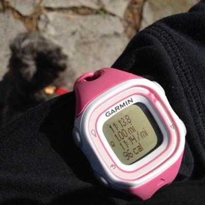 Weekly run log: Feb 24 – Mar 2