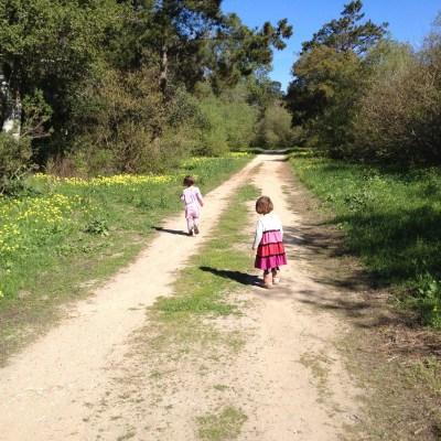 A short hike in Carmel