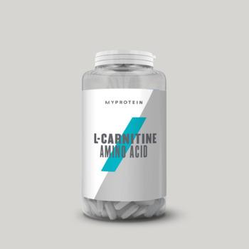 マイプロテインでおすすめのダイエットサプリ・L-カルニチン タブレット