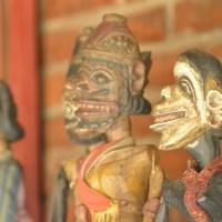 Antiknya Balemong Resort Semarang