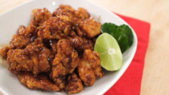 Resep Ayam Goreng Crispy Ala Thailand