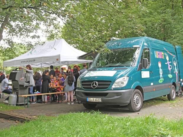 Neues Spielmobil in Sankt Augustin
