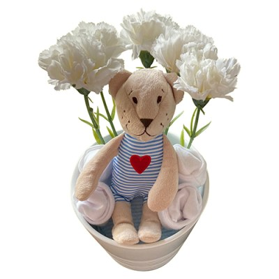 Love you beary much bouquet