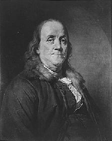 Benjamin Franklin, U.S. President