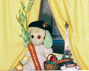 Bun E. Boniface helps children learn French