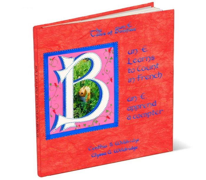 French for kids: Bun E. Learns to Count in French