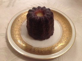 Canelé de Bordeaux from Village Baking Company on University Boulevard, Dallas, TX