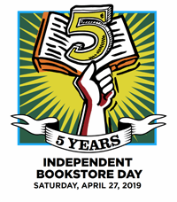 Celebrate the 5th annual Independent Bookstore Day with Bun E. Boniface at Monkey and Dog Books in Ft. Worth, TX On April 27, 2019.