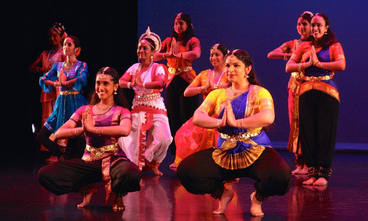Boston University Dheem Showcase Emotion Through Dance