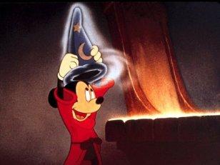 """""""The Sorcerer's Apprentice"""" from Disney's """"Fantasia"""" (Wikimedia)"""