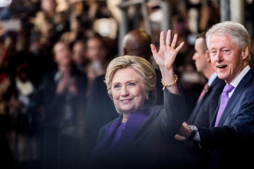 Clinton Concession Speech