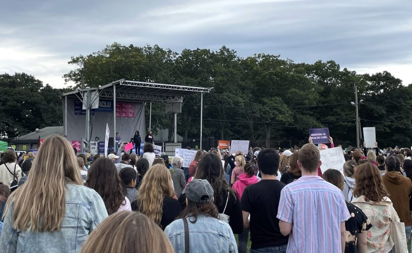 Pro-Abortion Rally