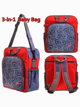 Kiddy Tas Bayi 3 in 1