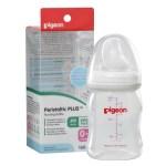 Botol Susu Bayi Pigeon Peristaltic Plus 160ml