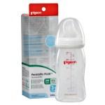 Botol Susu Bayi Pigeon Peristaltic Plus 240ml