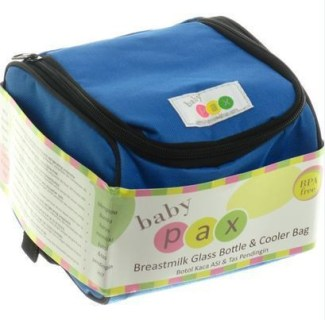 Jual Cooler Bag Baby Pax Biru