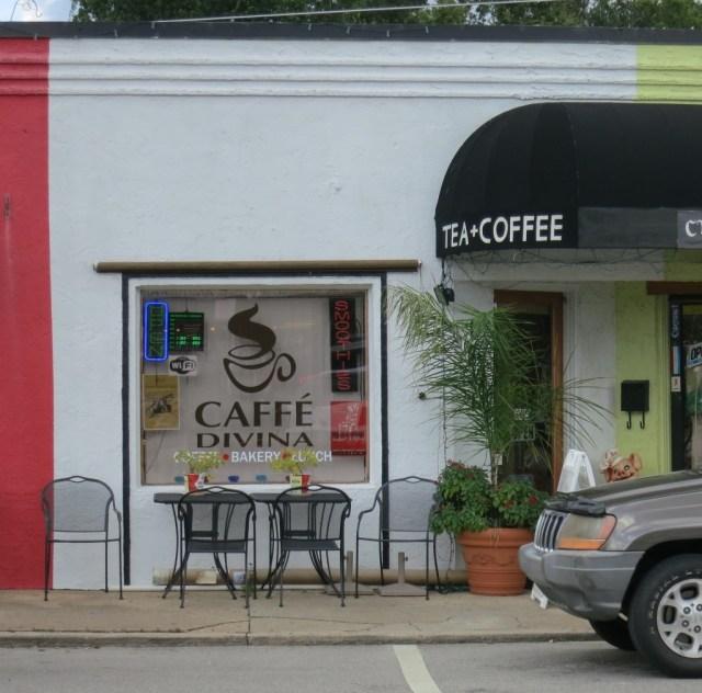 Cafe Divina Coffee